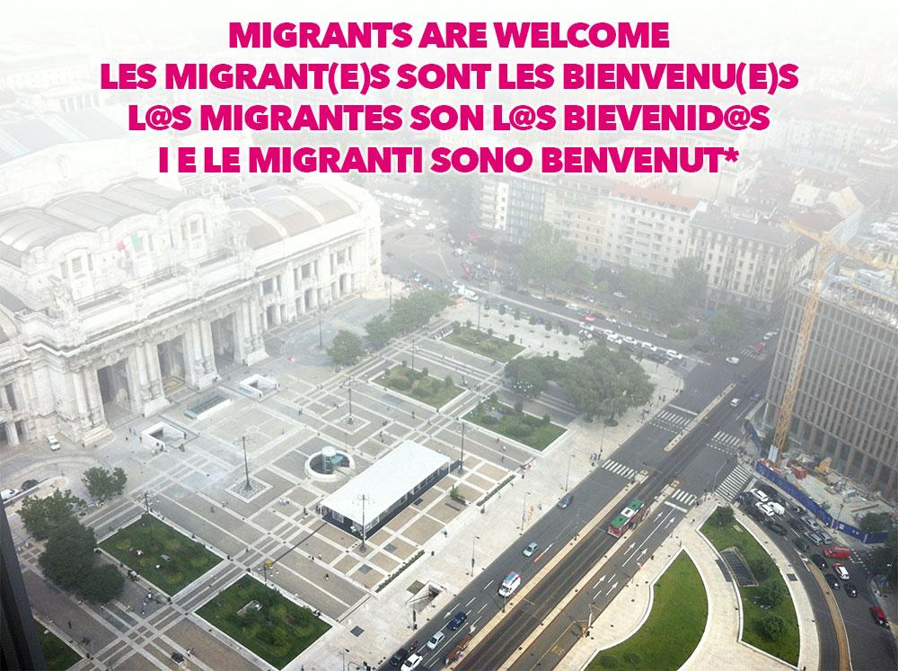 migrantsarewelcome